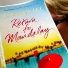 Novel set in Burma (plus author Q & A)