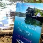 """Novel set in Cornwall (""""a poetic stranger from the sea"""")"""