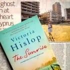 "Novel set in Cyprus (Famagusta the ""Sleeping Beauty"")"