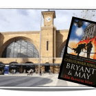 Crime thriller set in London (an incendiary mixture …)
