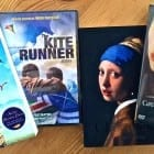 Your chance to win two great book and film combos! -'The Kite Runner' and 'Girl With A Pearl Earring'…