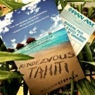 Memoir of a tour guide, set mainly in Tahiti (Polynesia, a pousse-café and more)
