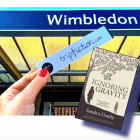 "Novel set in London (""…an emotional chase.."")"