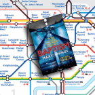 Thriller set in London (488 pages of non-stop excitement)