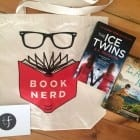 A chance to win two great books – voted the top reads of summer in a straw poll we ran over on Facebook. Plus a 'Book Nerd' cotton tote bag!