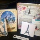 Your chance to win a fabulous Paris themed prize!