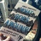 """Memoir of a cycle courier set in London (""""swerve, brake or die"""")"""