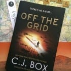 Thriller set in Wyoming – plus interview with best selling author, C J Box