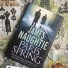 Cold War spy thriller set in Paris and Scotland