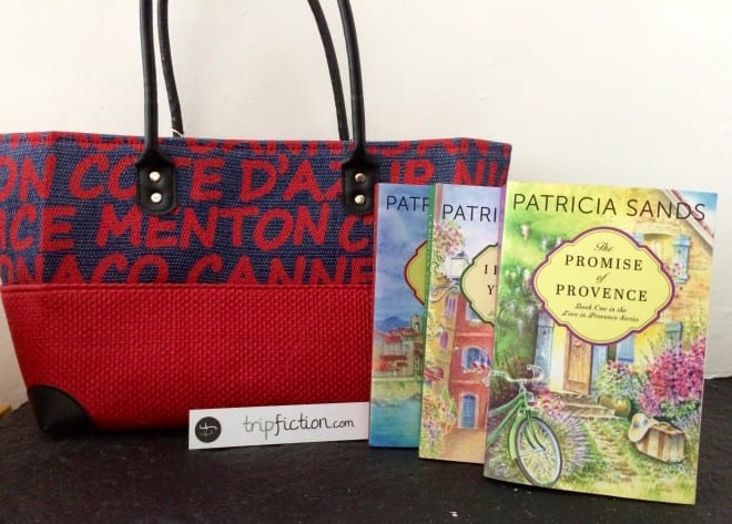 Patricia Sands' brilliant 'Love in Provence' trilogy