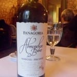 %22Author's wine%22 in the Gorky restaurant