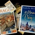 Novel set in Prague, plus 'Not Just Travel' offer their top tips for the city