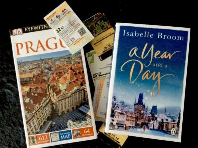 novel set in Prague