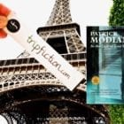 Fiction set in Paris (a story of lost youth…)