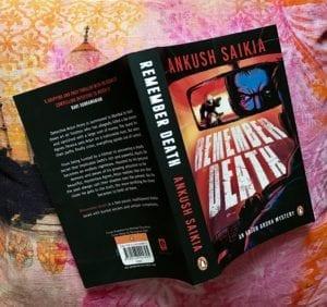 thriller set around india