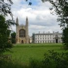 Talking Location With Author Rory Clements – Cambridge