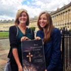 A time-slip novel set in Bath – plus Talking Location with one of the authors