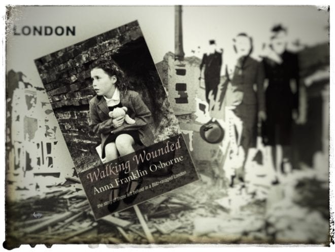 An emotional novel set in Blitz-ravaged London