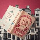 Historical novel set in the Netherlands. The hidden life of René Descartes