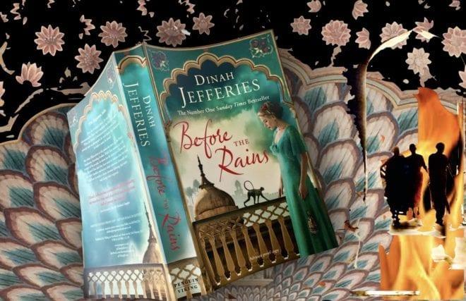 Romance novel set in Rajasthan