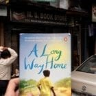 A Long Way Home – memoir set in India and Australia