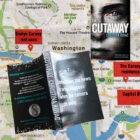 Slow burning thriller set in Washington DC, plus the author shares top tips in the city