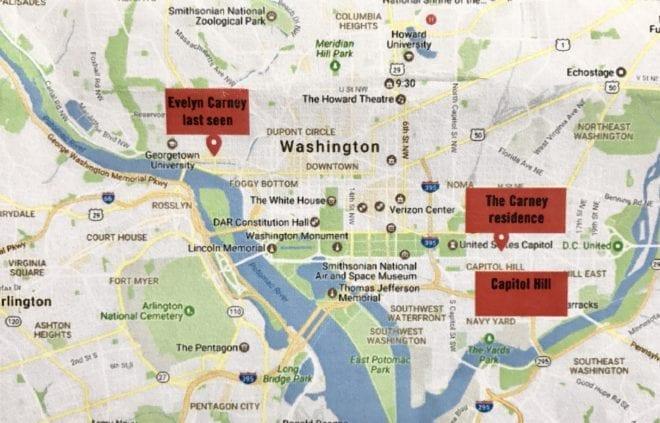 slow burning thriller set in Washington DC