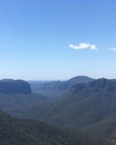 Clare Flynn - The Blue Mountains, Australia