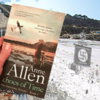 Novel set in Guernsey (present day and 1940s)