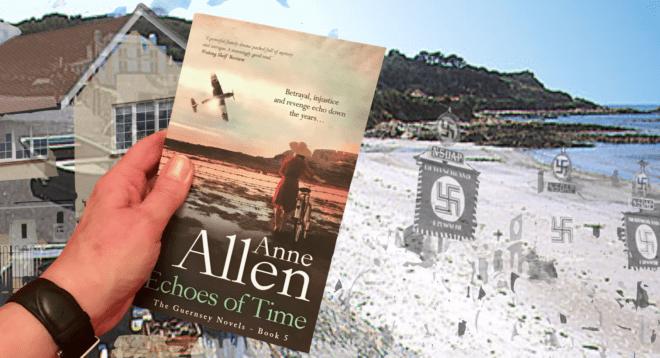 Novel set in Guernsey