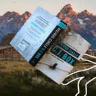 Crime thriller set in Wyoming (plus author location piece…)