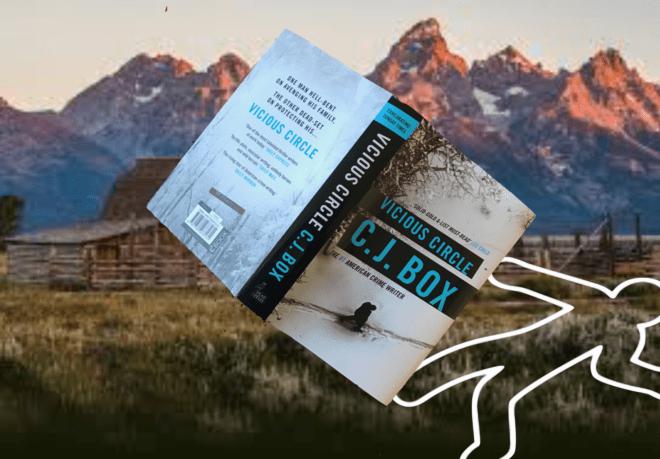crime thriller set in Wyoming