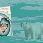 Environmental thriller set in the Arctic