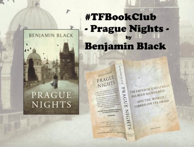 historical novel set in PRAGUE