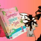 Romance novel set on the coast of Spain + 3 copy giveaway