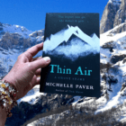 Novel set in the Himalayas