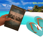"Thriller set on the Maldives (""…stranded in Paradise"")"