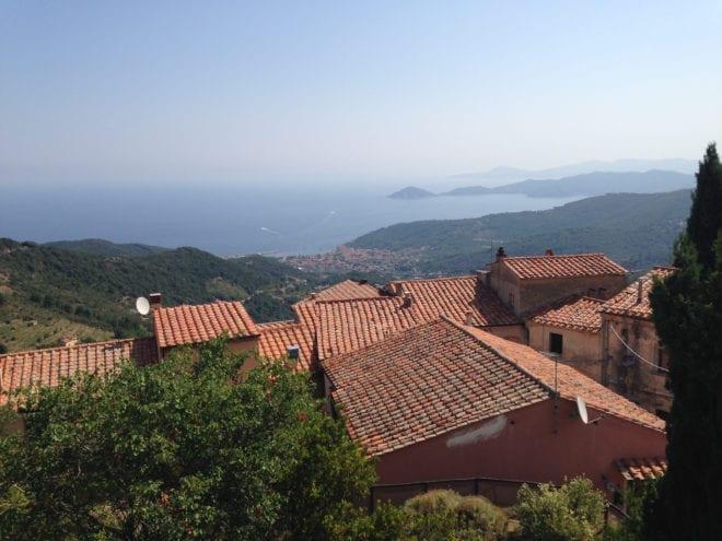 Novel set on Elba