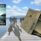 Novel set near Rotorua, New Zealand – plus author location piece