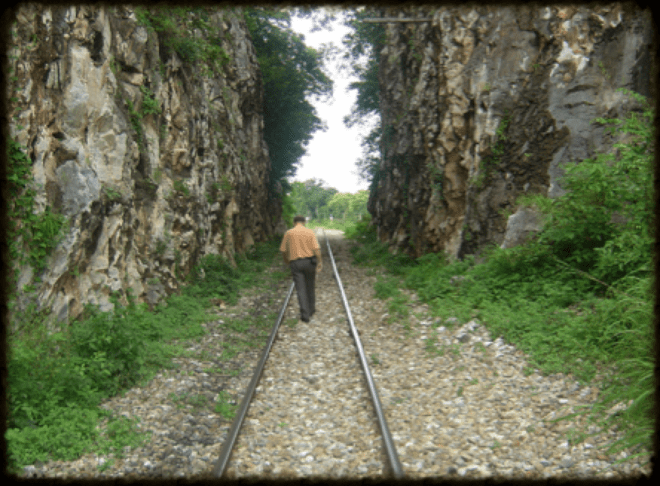 Kanchanaburi and the Death Railway