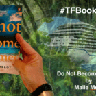 "The #TFBookClub reads ""Do Not Become Alarmed"" by Maile Meloy, thriller set in CENTRAL AMERICA"