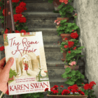Romance novel set in Rome, and author Karen Swan talks vintage clothes shopping