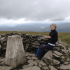 Talking Location With author Moira Forsyth – London and the Scottish Highlands