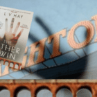 Crime novel set in Brighton (thrills by the sea…)