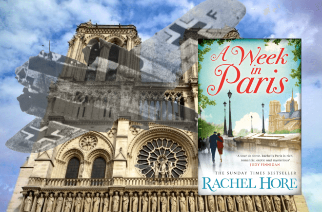 Reflective novel set in Paris