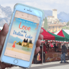 Romance novel set in Malcesine (and the author talks location)
