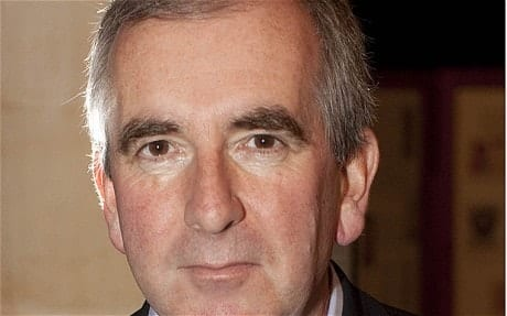Authors on location - Robert Harris