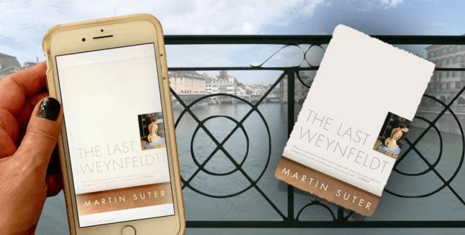 Novel set in Zurich