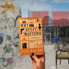 Novel set in Texas (wacky, funny, and scary…) – plus author interview