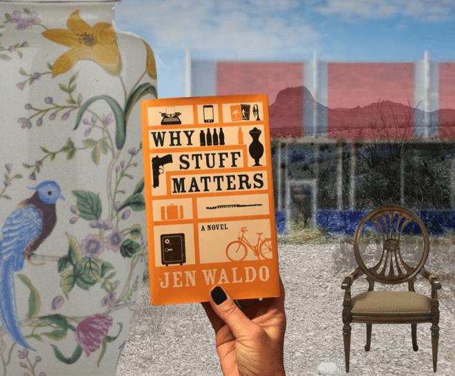 Novel set in Texas
